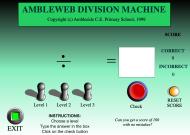 Division Machine