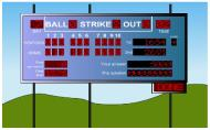 Home Run Derby – Estimate addition, subtraction and/or multiplication