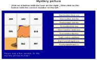 Mystery Picture – Read Numbers to 999