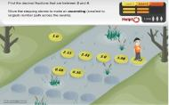 Swamp Survival: Hundredths Challenge