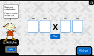 The multiplier: make your own hard multiplications (FUSE Learning Resource ID: YYY75H)