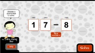 The take-away bar: generate easy subtractions (FUSE Learning Resource ID: 2S9LTT)