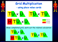 Grid Multiplication